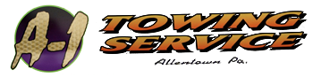 image of A1 Towing Services logo