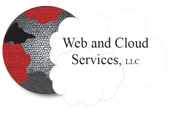 professional business services logo for Web and Cloud Services