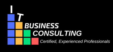 professional business services  logo for IT Business Consulting